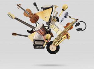 Playing Instruments Makes Beautiful Music
