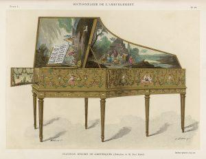 The Harpsichord – String or Keys?