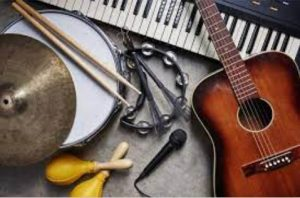 Family of Music Instruments